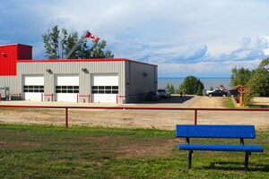 Widewater Fire Hall Park